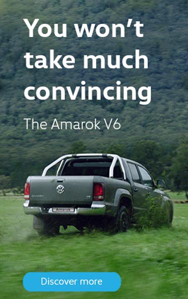 Amarok V6 Web Banner