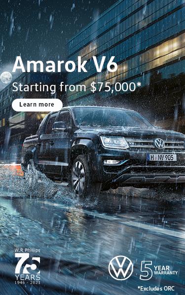 Amarok V6 July